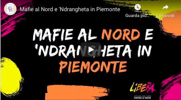 La diretta: al Ciampini Boccardo si discute di mafie al nord e 'ndrangheta in Piemonte