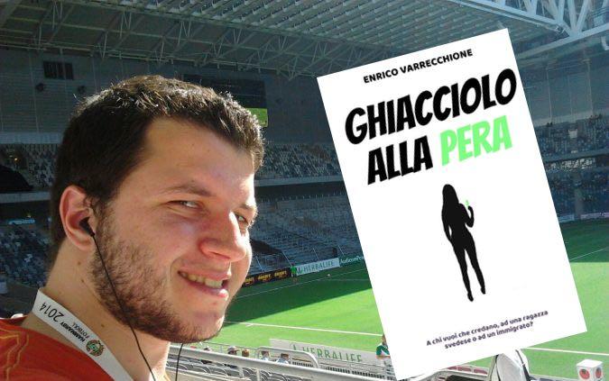 """La recensione: il """"Ghiacciolo alla pera"""" di Enrico Varrecchione"""