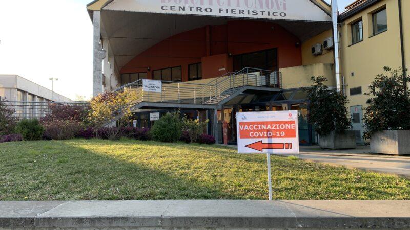Milano Sanremo, stop alle vaccinazioni… e guai a chi la va a vedere