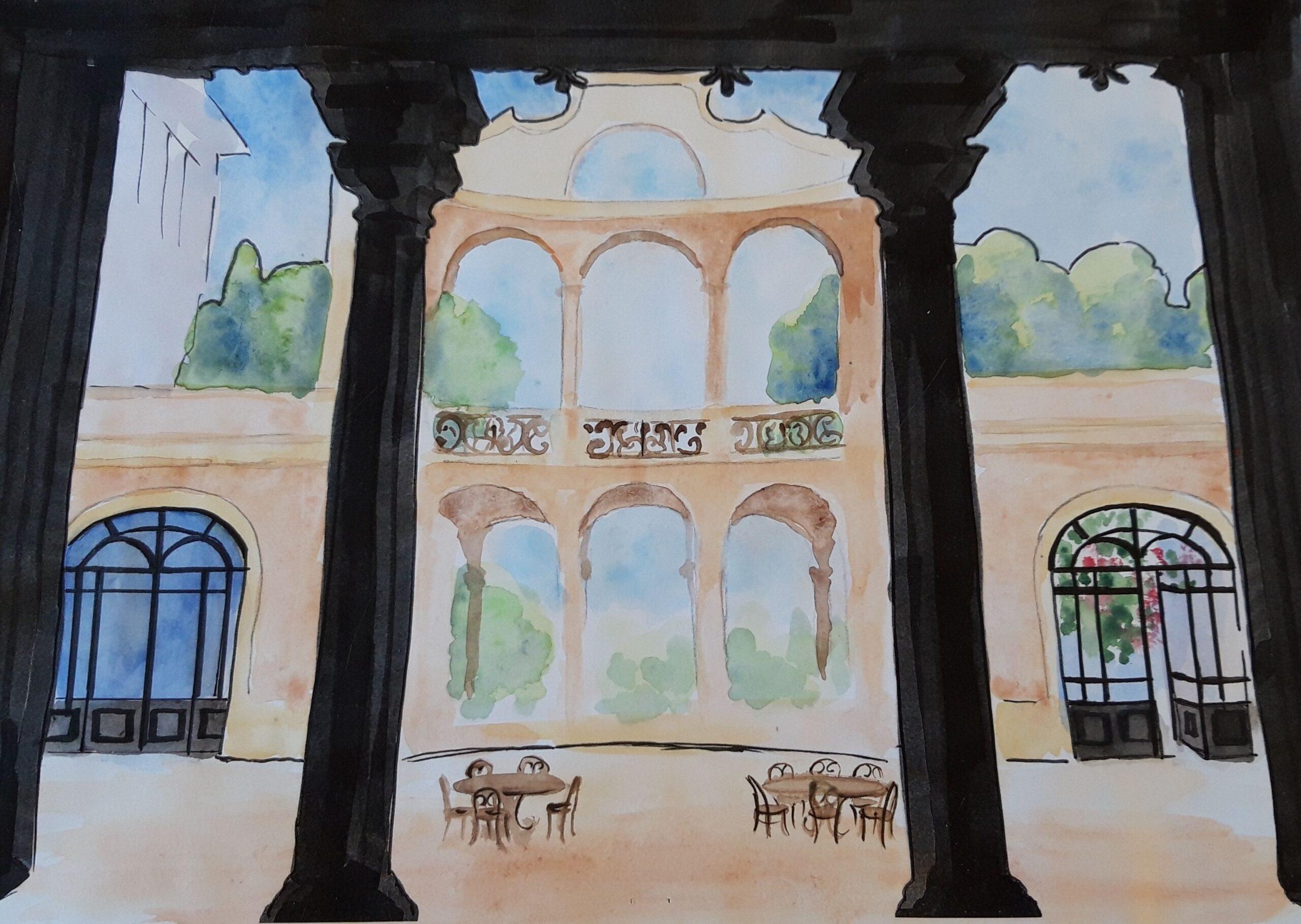 Un'idea per palazzo Dellepiane: vino e cultura