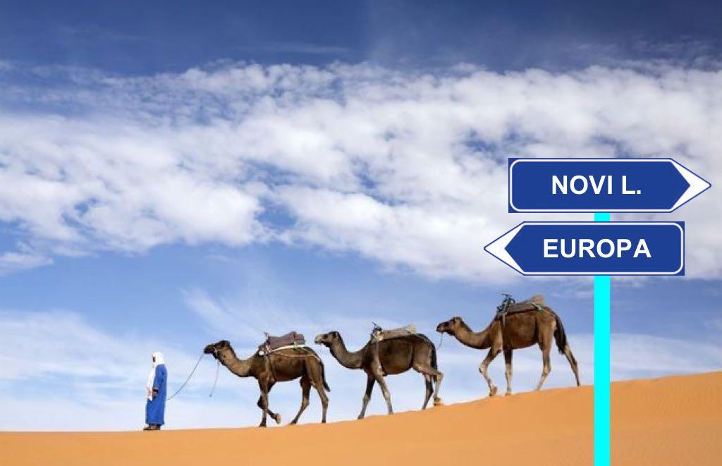 Da Novi Riso e fagioli per l'Europa