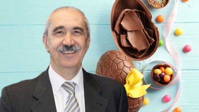 Che sorpresa nell'uovo di Pasqua!