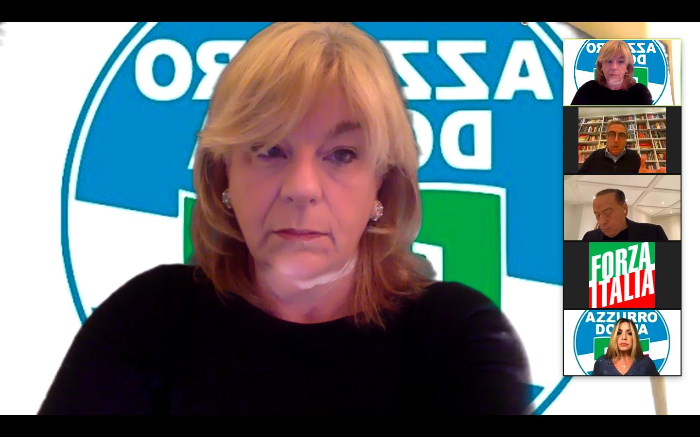 Maria Rosa Porta nominata Vice-coordinatrice nazionale di Azzurro Donna