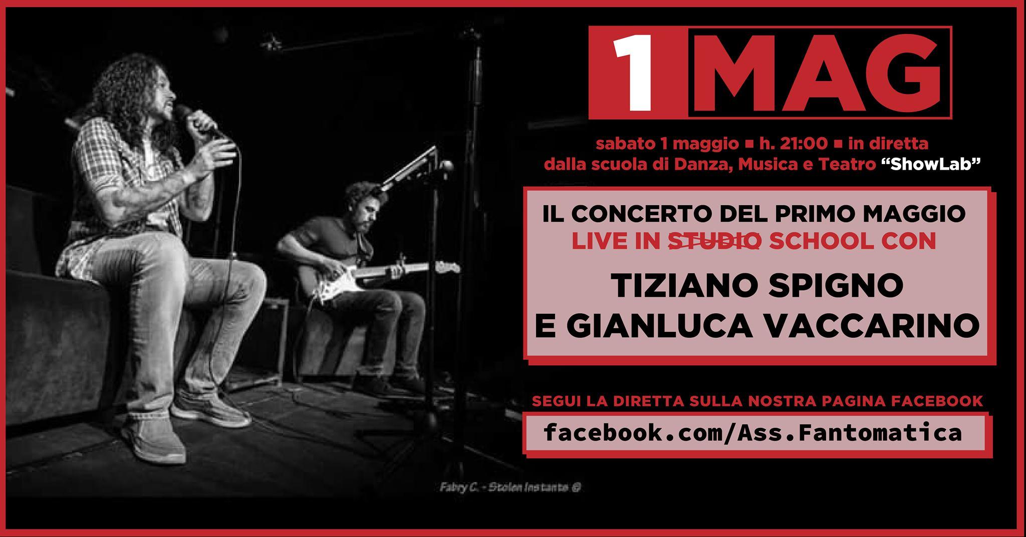 Il concerto novese del 1° maggio sarà online