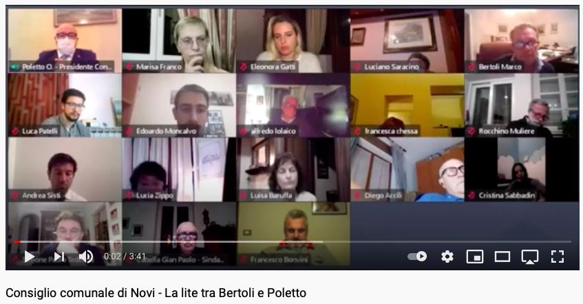 Lite Bertoli –  Poletto, ecco il video