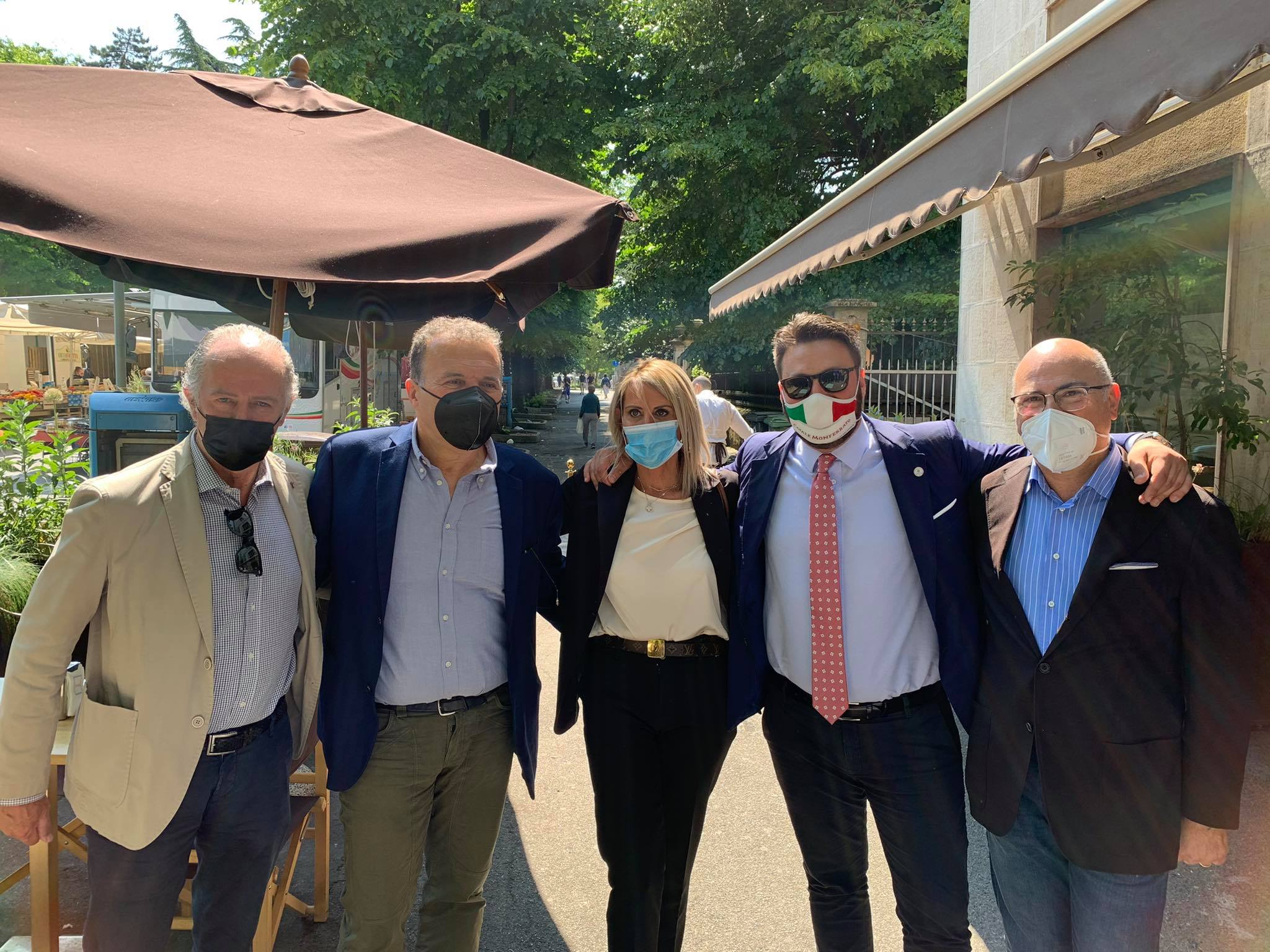 È ufficiale: Chessa passa a Fratelli d'Italia