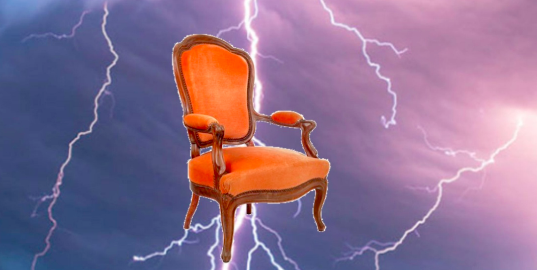 Storie di poltrone, temporali e… giri di valzer