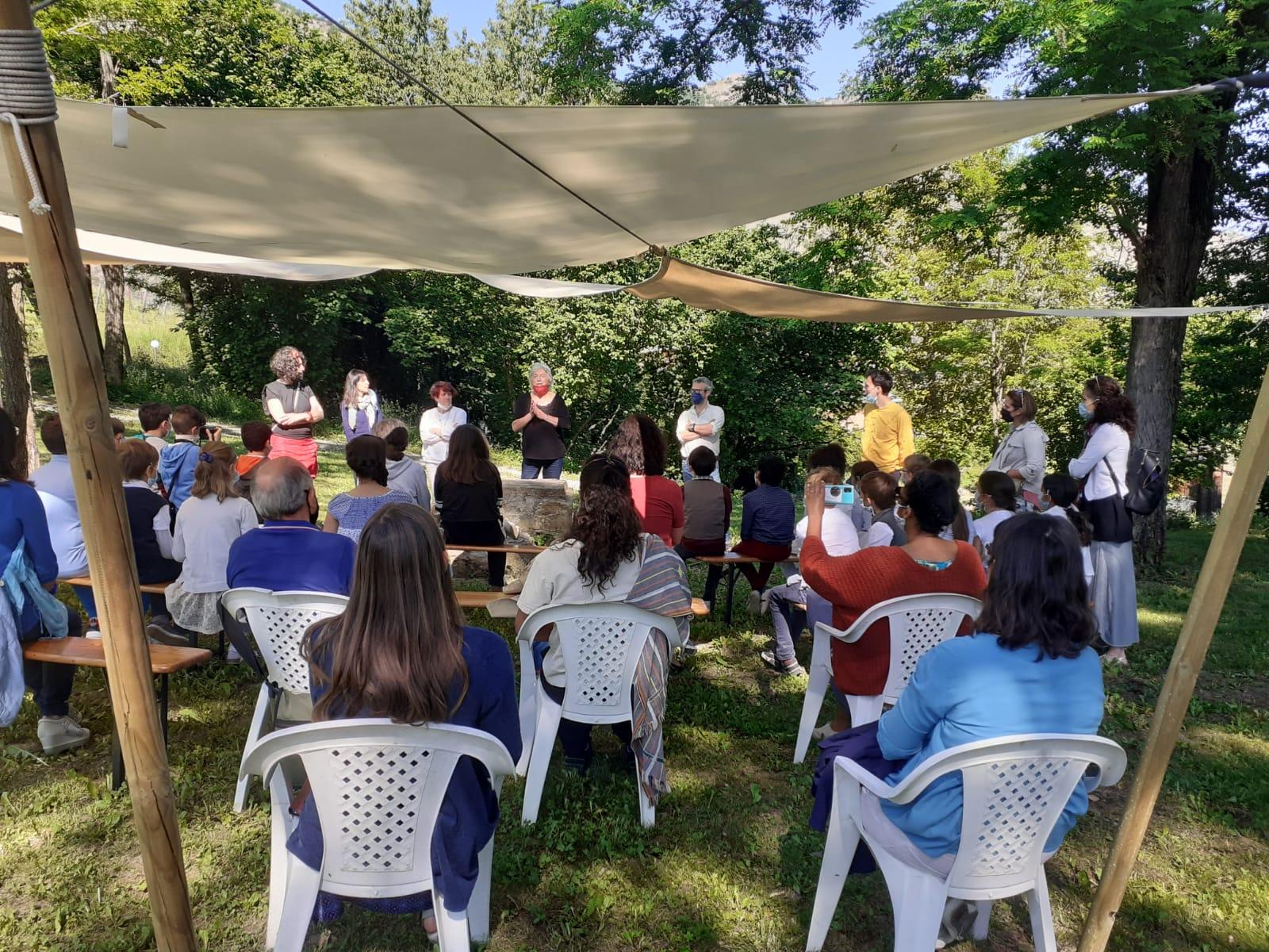 100 ragazzi in Val Borbera a conoscere le storie della Resistenza