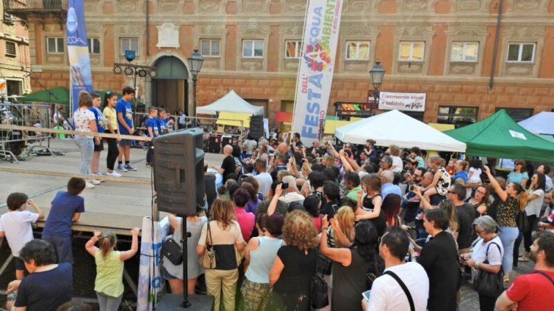 Fest'Acos, la festa dell'acqua si rinnova e diventa itinerante