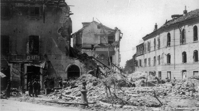 8 luglio 1944, 77 anni fa il bombardamento di Novi