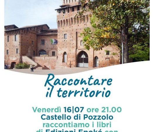 Questa sera a Pozzolo parliamo di libri con Robbiano, Damilano, Vignoli e Moro