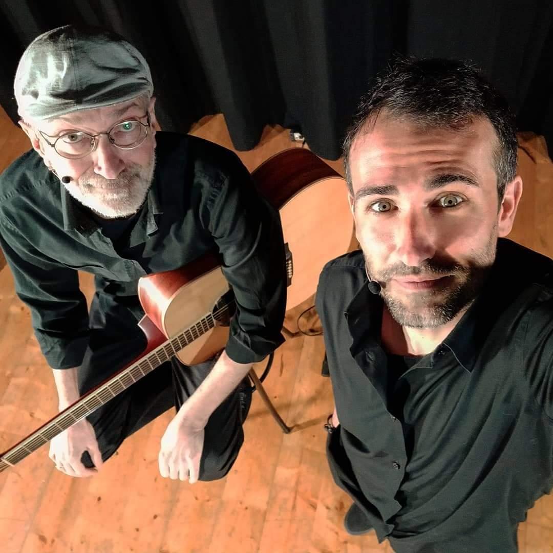 Fabbrocino e Penotti bravissimi sul palco della Soms