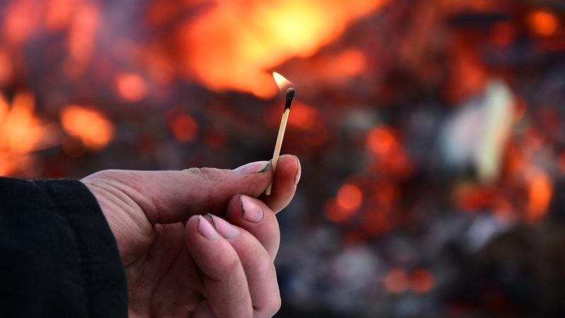 Emergenza incendi, occorre ripristinare le guardie forestali